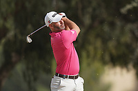 Paul Waring (ENG) in action during the second round of the Omega Dubai Desert Classic, Emirates Golf Club, Dubai, UAE. 25/01/2019<br /> Picture: Golffile | Phil Inglis<br /> <br /> <br /> All photo usage must carry mandatory copyright credit (© Golffile | Phil Inglis)