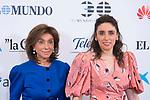 Commemorative act of the foundation of newspaper 'El Mundo'. October 01, 2019. (ALTERPHOTOS/ Francis Gonzalez)