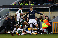 Jed Wallace of Millwall in action during Millwall vs Barnsley, Emirates FA Cup Football at The Den on 6th January 2018