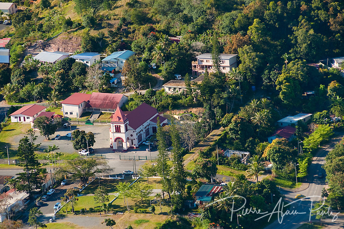 Village de Païta