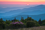 Sunrise over the Roan Highlands
