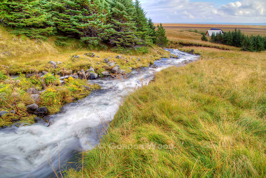 Stream near Budir