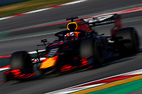 #33 Max Verstappen Aston Martin Red Bull Racing Honda. <br /> Montmelo Barcelona 27/02/2019 Circuit de Catalunya <br /> Formula 1 Test 2019 <br /> Foto Federico Basile / Insidefoto