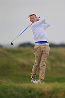 Ronan O'Reilly (Headfort)<br /> during R1 of the East of Ireland Amateur Open championship 2013 at Co Louth Golf club, 1/6/13<br /> Picture:  Thos Caffrey / www.golffile.ie