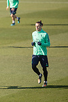 Real Madrid's Bale during training session. <br /> November 25 ,2019.<br /> (ALTERPHOTOS/David Jar)
