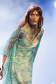 Sep 13, 2013: FLORENCE AND THE MACHINE - Rock in Rio Day 1