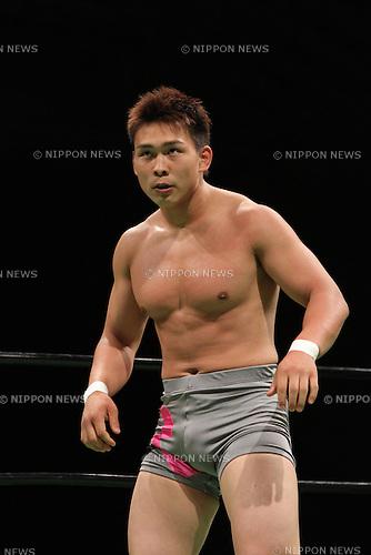 Katsuhiko Nakajima, JULY 24, 2010 - Pro Wrestling : Pro-Wrestling NOAH event at Osaka Prefectural Gymnasium in Osaka, Japan. (Photo by Yukio Hiraku/AFLO).