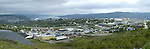 City of Corner Brook, Newfoundland, Canada