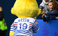 20190607 - PARIS , FRANCE : French mascotte Ettie pictured during the female soccer game between France – Les Bleues  and Korea Republic, the opening game and first game for both teams in group A during the FIFA Women's  World Championship in France 2019, Friday 7 th June 2019 at the Parc des Princes Stadium in Paris , France .  PHOTO SPORTPIX.BE | DAVID CATRY