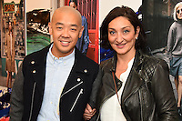 Jeff Staple, Liza Deyrmenjian