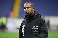 Head Coach Patrick Esume (Kiel)