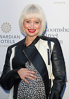 Kimberly Wyatt at the Bloomsbury Street Kitchen Restaurant Launch Party in London on August 8th 2019<br /> CAP/ROS<br /> ©ROS/Capital Pictures