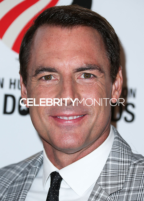 BEVERLY HILLS, CA, USA - SEPTEMBER 27: Mark Steines arrives at the 4th Annual American Humane Association Hero Dog Awards held at the Beverly Hilton Hotel on September 27, 2014 in Beverly Hills, California, United States. (Photo by Xavier Collin/Celebrity Monitor)