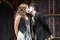 """Shakespeare's Globe presents ROMEO AND JULIET, by WIlliam Shakespeare, directed by Daniel Kramer, as part of Emma Rice's """"Summer of Love"""" season. Picture shows: Kirsty Bushell (Juliet), Edward Hogg (Romeo)"""