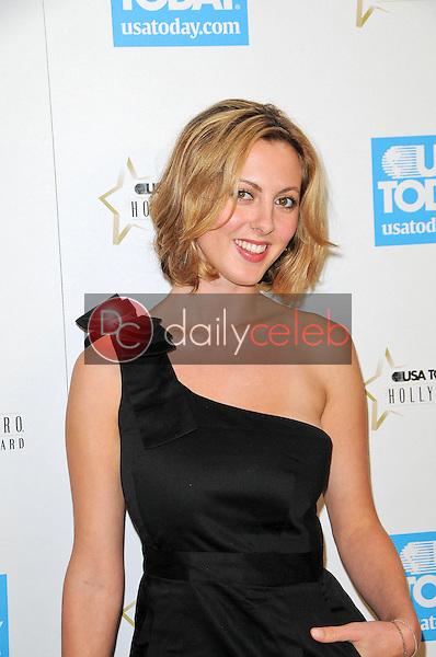 Eva Amurri<br /> at the USA Today Hollywood Hero Gala honoring Ashley Judd,  Montage Hotel, Beverly Hills, CA.  11-10-09<br /> David Edwards/DailyCeleb.com 818-249-4998