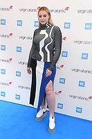 LONDON, UK. March 06, 2019: Iskra Lawrence arriving for WE Day 2019 at Wembley Arena, London.<br /> Picture: Steve Vas/Featureflash