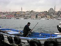 Turkey, Istanbul, Bosphorus