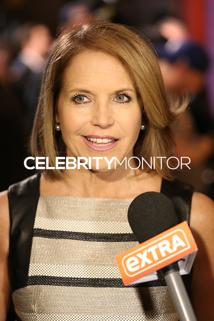 NEW YORK CITY, NY, USA - APRIL 25: Katie Couric at the 2014 Variety Power Of Women: New York Luncheon held at Cipriani 42nd Street on April 25, 2014 in New York City, New York, United States. (Photo by Jeffery Duran/Celebrity Monitor)