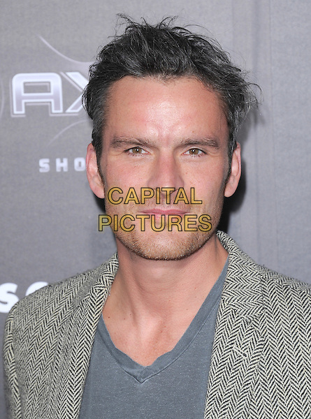 BALTHAZAR GETTY .at the Weinstein World Premiere of 'Scream 4' held at The Grauman's Chinese Theatre in Hollywood, California, USa, April 11th 2011..portrait headshot grey gray  stubble facial hair .CAP/RKE/DVS.©DVS/RockinExposures/Capital Pictures.