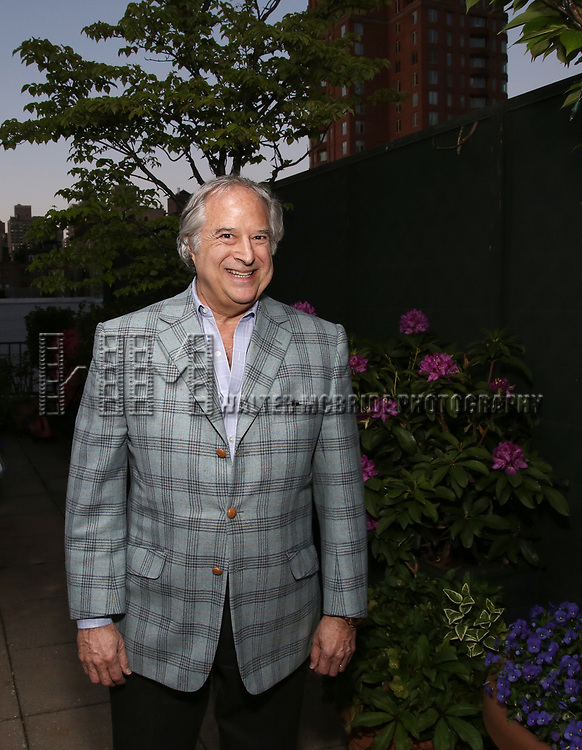 Stewart F. Lane attends The Drama League: Meet The Directing Fellows Hosted By Stewart F. Lane & Bonnie Comley at a private residence on May 15, 2017 in New York City.