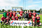AC Athletic winners of the Dominos  Pizza Reserve Cup Final Replay against Classic Fc at Mounthawk Park on Sunday