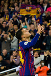 Philippe Coutinho of FC Barcelona celebrating his score during the La Liga match between Barcelona and Real Sociedad at Camp Nou on May 20, 2018 in Barcelona, Spain. Photo by Vicens Gimenez / Power Sport Images