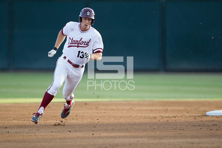 Stanford, Ca - Friday, May 16, Stanford Sunken Diamond—Stanford vs Washington State. Stanford won 5-2.