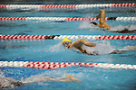 26 MAR 2011: Senior Elizabeth Horvat of Emory competes in the 1650 yard freestyle during the Division III Menís and Womenís Swimming and Diving Championship held at Allan Jones Aquatic Center in Knoxville, TN. Horvat finished second with a time of 16:44.36. David Weinhold/NCAA Photos