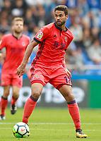 Real Sociedad's William Jose during La Liga match. September 10,2017.  *** Local Caption *** © pixathlon<br /> Contact: +49-40-22 63 02 60 , info@pixathlon.de