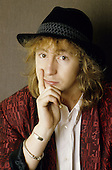 Mar 19, 1986: JULIAN LENNON - Photosession in London