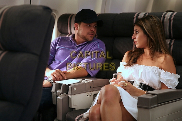 JERRY FERRARA & JAMIE LYNN SIGLER.in Entourage (Season 5).jaime.*Filmstill - Editorial Use Only*.CAP/FB.Supplied by Capital Pictures.