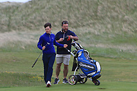 Sam Murphy (Portumna) on the 15th during Round 2 of The East of Ireland Amateur Open Championship in Co. Louth Golf Club, Baltray on Sunday 2nd June 2019.<br /> <br /> Picture:  Thos Caffrey / www.golffile.ie<br /> <br /> All photos usage must carry mandatory copyright credit (© Golffile   Thos Caffrey)