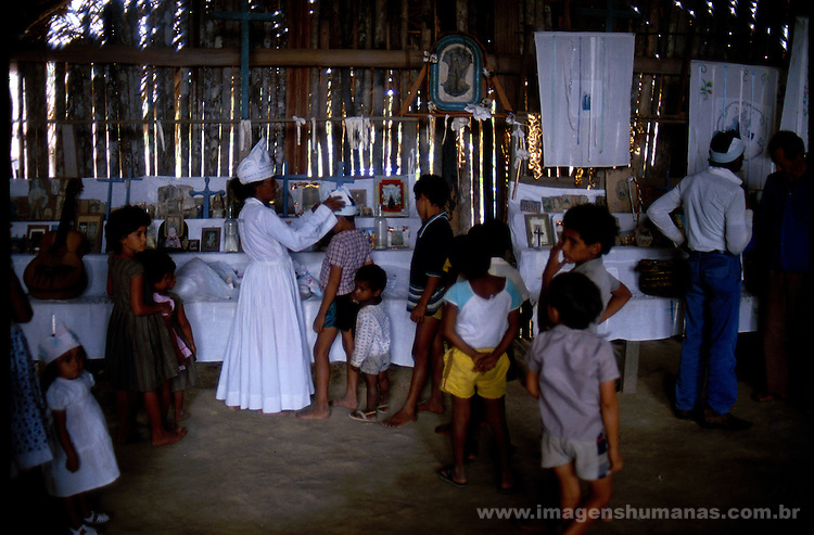 romeiros do grupo do justino, admiradores de padre c
