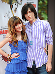 UNIVERSAL CITY, CA. - March 21: Bella Thorne and Remy Thorne arrive at the premiere of ''How To Train Your Dragon'' at Gibson Amphitheater on March 21, 2010 in Universal City, California.