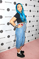 LOS ANGELES - AUG 12: Kandee Johnson at the 5th Annual BeautyCon Festival Los Angeles at the Convention Center on August 12, 2017 in Los Angeles, California