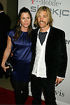 BEVERLY HILLS, CA. - February 07: Musician Taylor Hawkins of The Foofighters and guest arrive at the 2009 GRAMMY Salute To Industry Icons honoring Clive Davis at the Beverly Hilton Hotel on February 7, 2009 in Beverly Hills, California.