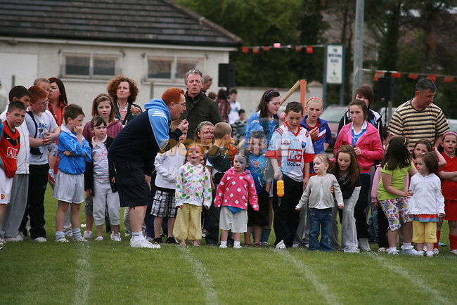 Four and Unders Race at the Newtown Blues Sports Day....Photo NEWSFILE/Jenny Matthews.(Photo credit should read Jenny Matthews/NEWSFILE)....This Picture has been sent you under the condtions enclosed by:.Newsfile Ltd..The Studio,.Millmount Abbey,.Drogheda,.Co Meath..Ireland..Tel: +353(0)41-9871240.Fax: +353(0)41-9871260.GSM: +353(0)86-2500958.email: pictures@newsfile.ie.www.newsfile.ie.FTP: 193.120.102.198.