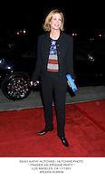 "©2001 KATHY HUTCHINS / HUTCHINS PHOTO."" FRASIER 200 EPISODE PARTY "".LOS ANGELES, CA. 11/13/01.ARLEEN SORKIN"