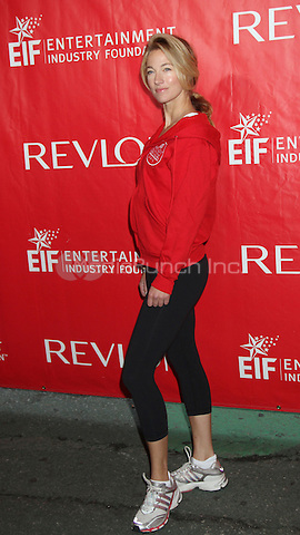 May 05, 2012 Elaine Irwin attends the EIF Revlon Run/Walk 2012 at Time Square in New York City. Credit: RW/MediaPunch Inc.