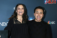 """LOS ANGELES - SEP 18:  Tina Lee, Kodi Lee at the """"America's Got Talent"""" Season 14 Finale Red Carpet at the Dolby Theater on September 18, 2019 in Los Angeles, CA"""