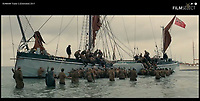 BNPs.co.uk (01202 558833)<br /> Pic: WarnerBros<br /> <br /> The boat being used in the film.<br /> <br /> A stunning sailing barge used in the making of the new Christopher Nolan epic Dunkirk is on the market for &pound;425,000.<br /> <br /> Xylonite features in the highly anticipated war film which stars Tom Hardy, Mark Rylance, Cillian Murphy and former One Direction singer Harry Styles in his first film role.<br /> <br /> Although it was not involved in the real Operation Dynamo - when multiple Thames barges went across the Channel to help the Allied soldiers stranded on the beach at Dunkirk in 1940 - Xylonite was built in 1926 and its exterior has changed very little from its pre-war days, which made it perfect for the movie.<br /> <br /> But inside the 86ft boat has been transformed into a stunning houseboat with a spacious open plan living area, fully-fitted galley and bedrooms, whilst keeping many period features.