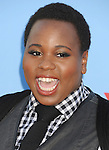 HOLLYWOOD, CA - SEPTEMBER 12: Alex Newell arrives at the 'GLEE' Premiere Screening And Reception at Paramount Studios on September 12, 2012 in Hollywood, California.