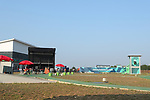 General view,<br /> AUGUST 19, 2018 - Shooting - Clay : <br /> Women's Trap Day-1 Qualification <br /> at Jakabaring Sport Center Shooting Range <br /> during the 2018 Jakarta Palembang Asian Games <br /> in Palembang, Indonesia. <br /> (Photo by Yohei Osada/AFLO SPORT)