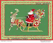 Ingrid, CHRISTMAS SANTA, SNOWMAN, WEIHNACHTSMÄNNER, SCHNEEMÄNNER, PAPÁ NOEL, MUÑECOS DE NIEVE, paintings+++++,USISGS64C,#X# vintage
