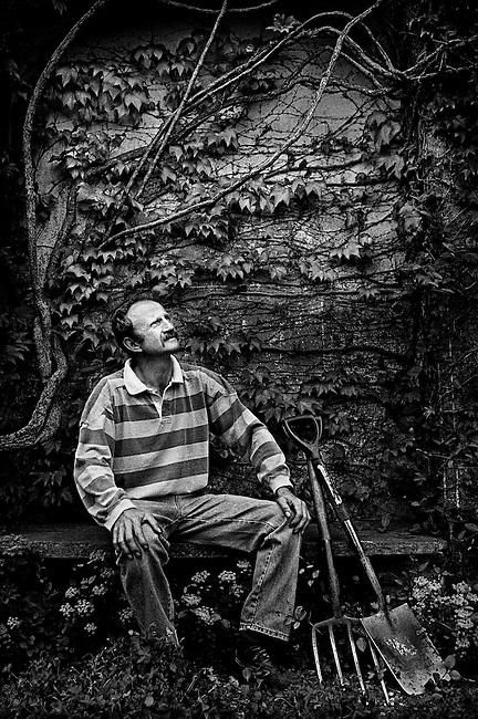 John Scott, gardener.
