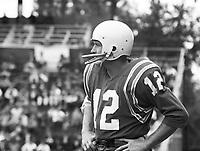 Jackie Parker Quarterback Toronto Argonauts 1965 Copyright photograph Ted Grant