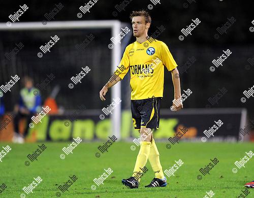 2012-09-12 / Voetbal / seizoen 2012-2013 / Geel-Meerhout / Jo Christiaens..Foto: Mpics.be