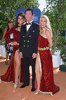 ©2003 KATHY HUTCHINS  / HUTCHINS PHOTO.38TH ANNUAL ACADEMY OF COUNTRY MUSIC AWARDS.MANDALAY BAY HOTEL & CASINO.LAS VEGAS, NV.MAY 22, 2003...LANCE BURTON , PALS