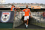 20 September 2014: Carolina's Jun Marques Davidson (JPN). The Carolina RailHawks played the New York Cosmos at WakeMed Stadium in Cary, North Carolina in a 2014 North American Soccer League Fall Season match. Carolina won the game 5-4.
