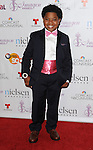 Benjamin Flores Jr. arriving at the Imagen Awards 2014 held at The Beverly Hilton Hotel Beverly Hills, Ca. August 1, 2014.